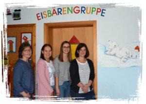 Team Eisbärengruppe 2020