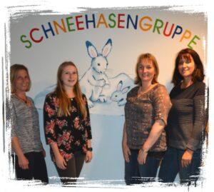 Team Schneehasengruppe 2020