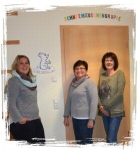 Team Schneemäuschengruppe 2020